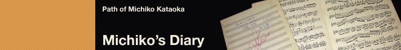 Michiko's Diary
