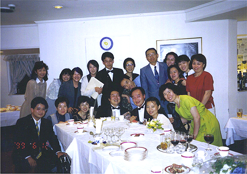 片岡マンドリン研究所第30回発表会記念パーティー
