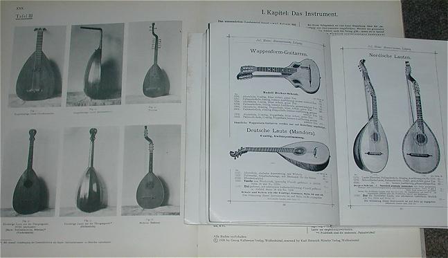 リュートギター資料